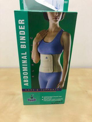 Oppo abdominal binder