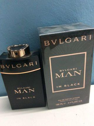 [Stock Clearance]Bvlgari Man In Black