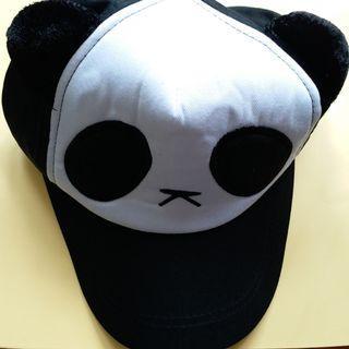 熊貓行山帽 Panda cap
