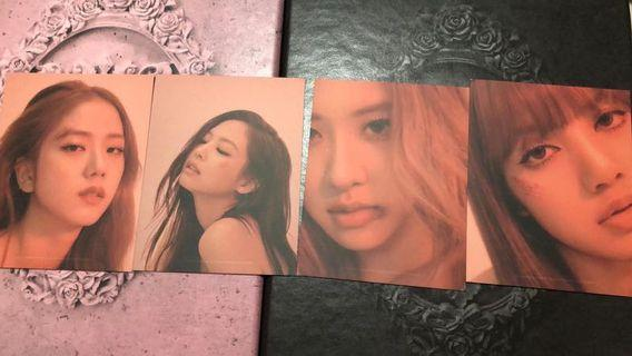 Wts blackpink puzzle pc :)