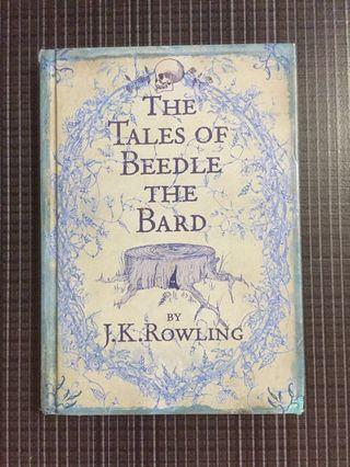 The Tales of Beedle the Bard - Hardbound (Used)