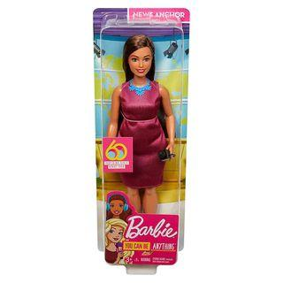 Barbie Careers 60th Anniversary News Anchor Doll