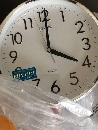 Wall Clock - never opened - never used