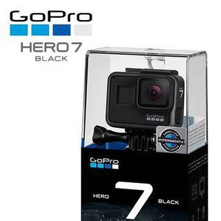 SALE BNIB GoPro Hero 7 Black LOCAL SET