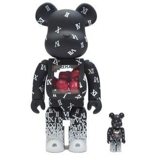 Shareef bearbrick 400% +100%