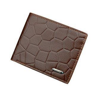 Wallets Men Leather Brand Luxury Wallet Short Slim Male Purses High Quality Money Clip