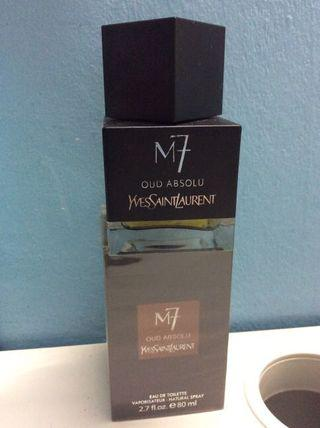 [Stock Clearance] M7 Oud Absolu