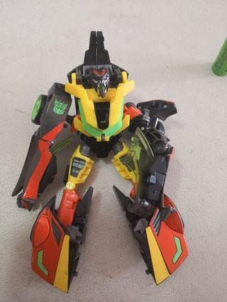 Transformer 變形金剛