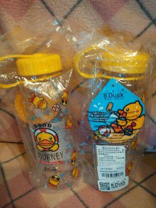 (💲80/2件) B duck 黃鴨 冷水樽水瓶水壼