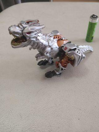 Transformer 變形金剛 恐龍