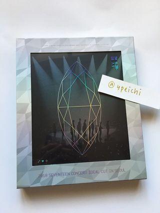 [WTS] Seventeen Ideal Cut In Seoul DVD
