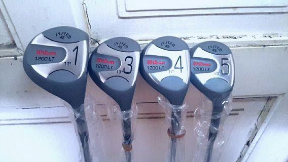 Stick Golf Wilson 1200 system 45