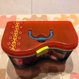 🚚 美國 B.Toys 感統玩具 醫生診療箱 和 Alex 鈕扣