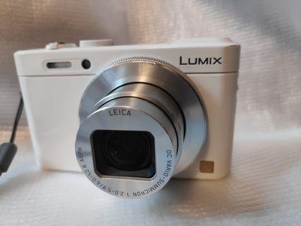 有VF 隨手旅遊口袋機  Panasonic Lumix DMC-LF1