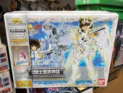 全新 Bandai 行版 聖衣神話 聖鬥士星矢 神聖衣 天馬座星矢