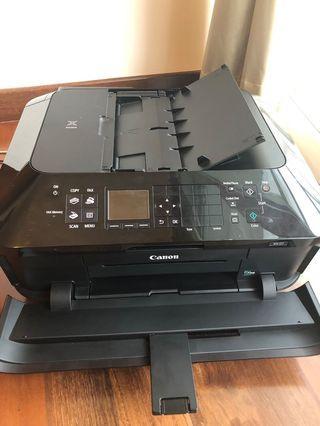 🚚 Canon Color Printer/Copier/scan/photo print/fax