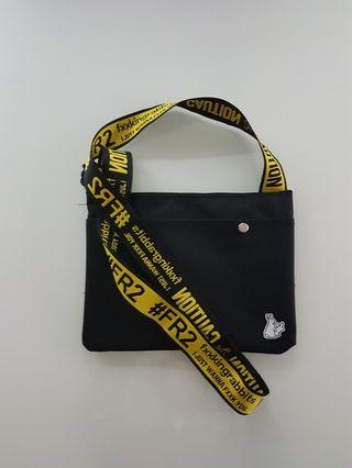 FxxkingRabbit sling bag