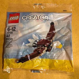 LEGO 30185 Little Eagle Poly Bag Creator