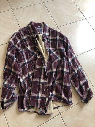 farmer flannel