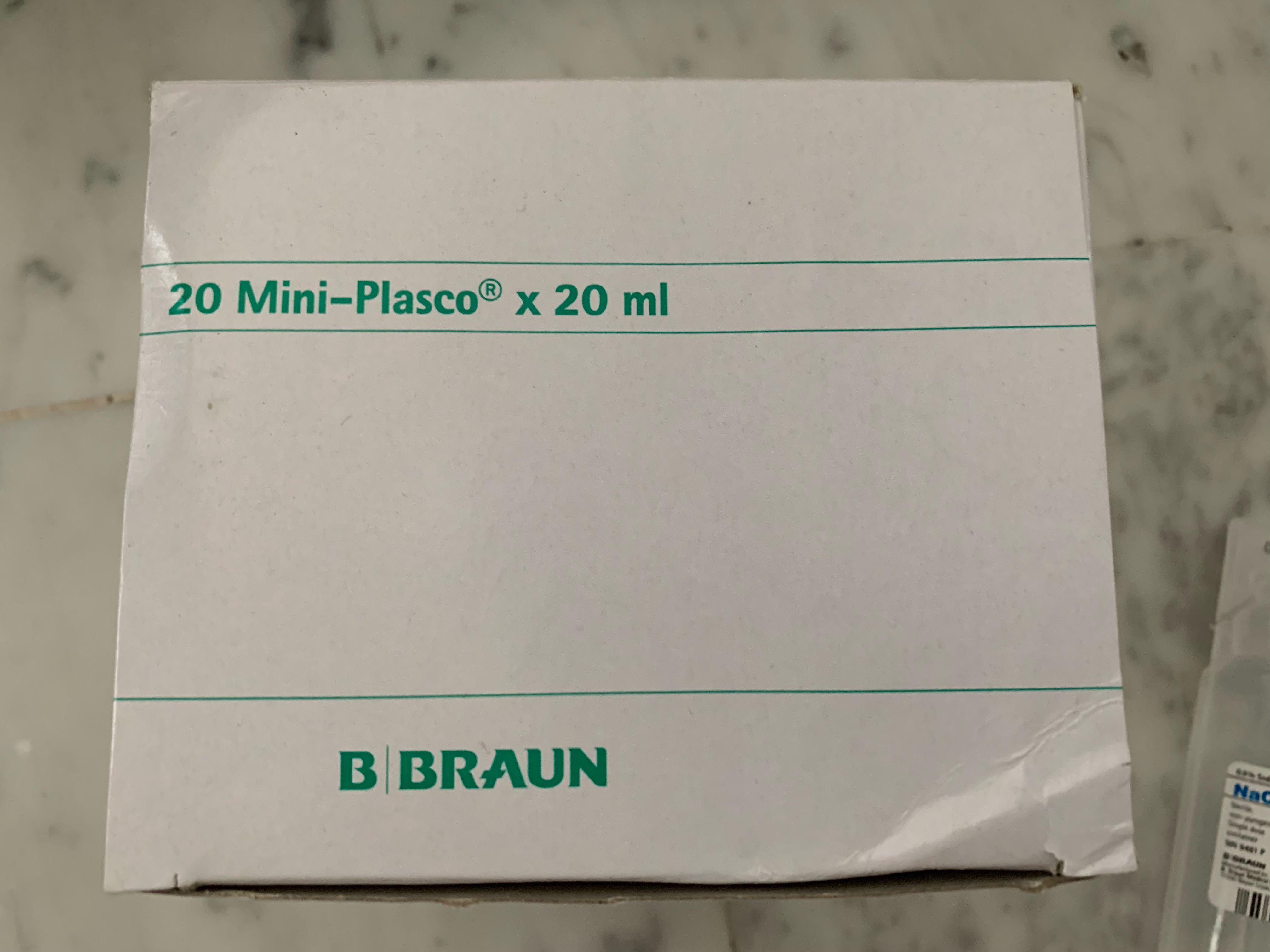 0.9% Sodium chloride (NaCl 0.9%) b.Braun