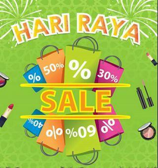 Raya shopping clearance