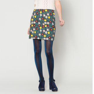Gorman daisy corduroy Skirt