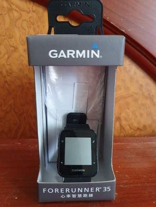 GARMIN Forerunner 35 GPS心率智慧跑錶 黑