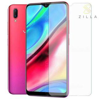 Zilla 2.5D Tempered Glass Curved Edge 9H 0.26mm for Vivo V11 Pro TItanGadget