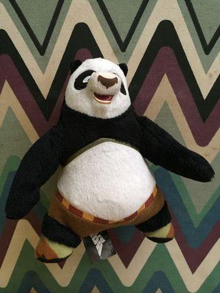 Po Kungfu Panda Soft Figure Plush Toy