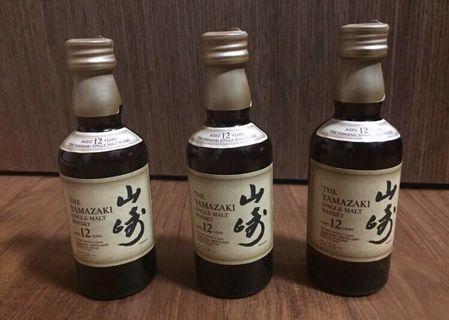 Yamazaki 12 yrs 50ml