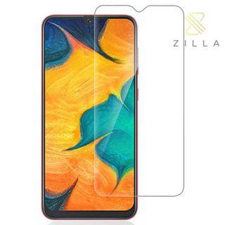 Zilla 2.5D Tempered Glass Curved Edge 9H 0.26mm for Samsung Galaxy M20 TItanGadget