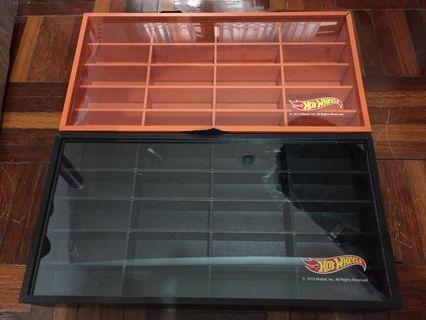 HotWheels Display Hand Carry Casing Rack Toy Car Culture Premium Box