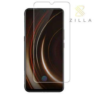 Zilla 2.5D Tempered Glass Curved Edge 9H 0.26mm for Vivo iQOO TItanGadget