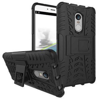 BROEYOUE Armor Hard Case with Kickstand for Xiaomi Pocophone F1 TItanGadget