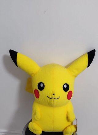 Pokemon Plush Stuffed Toy  Pikachu BRAND NEW w/TAG go catch em