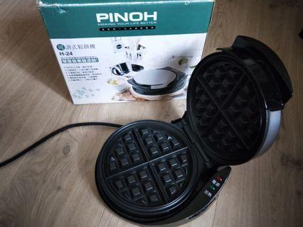 PINOH 品諾 可調式鬆餅機(H-24)