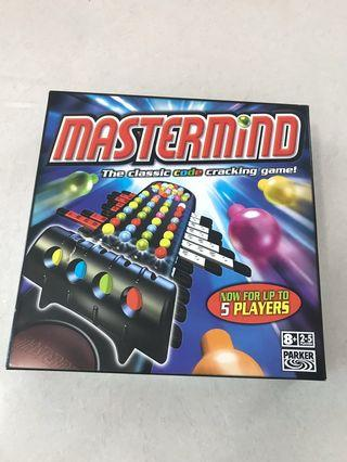 Mastermind Board Game, the classic code cracking game