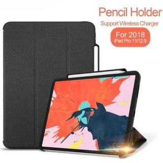 Ringke Flip Cover Case with Pencil Holder for iPad Pro TItanGadget