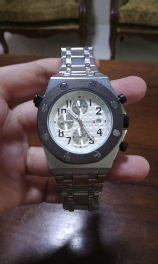 Brandless Mens Stainless steel watch