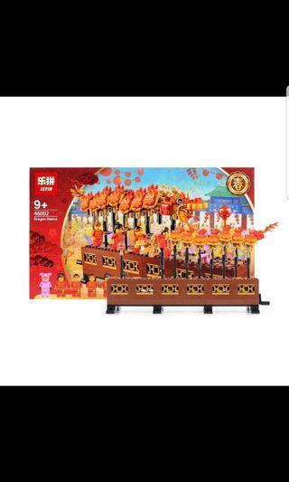 Lepin 46002 Dragon Dance (80102)