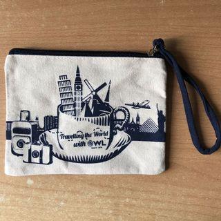 Slim Portable Travel Wallet Pouch #MRTJurongEast #MRTRaffles