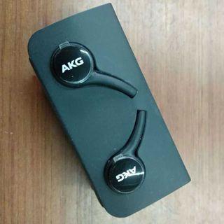 Earphone Headset Samsung Galaxy S10 Tune by AKG - EO-IG955 (ORIGINAL) TItanGadget