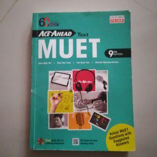STPM MUET Textbook Reference
