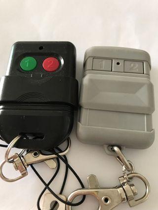 Auto Gate remote
