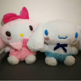 2 for RM30 Cinnamoroll soft toy plush stuffed toys collectibles Size(S)#CherasLM