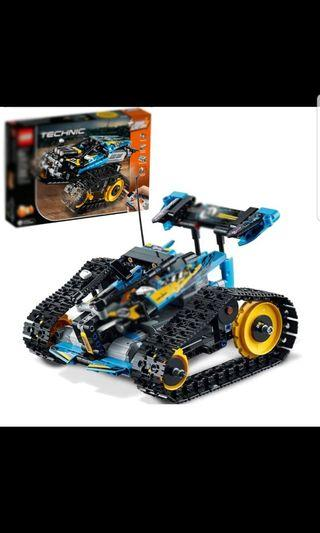 Lepin 20096 Remote control Stunt tracked racer (42096)