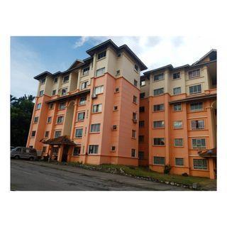 CORNER UNIT Apartment Gemalai Puncak Alam Selangor RENOVATED