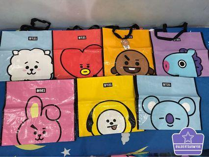 BT21 Eco Beg (Official )