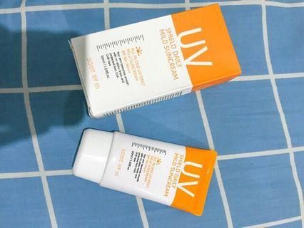 Somebymi UV Shield Daily Mild Suncream