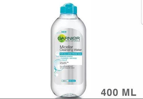 GARNIER MICELLAR WATER BIRU 400ML